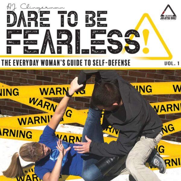 Image: Dare To Be Fearless: Every Day Womens guide to self defense DVD cover