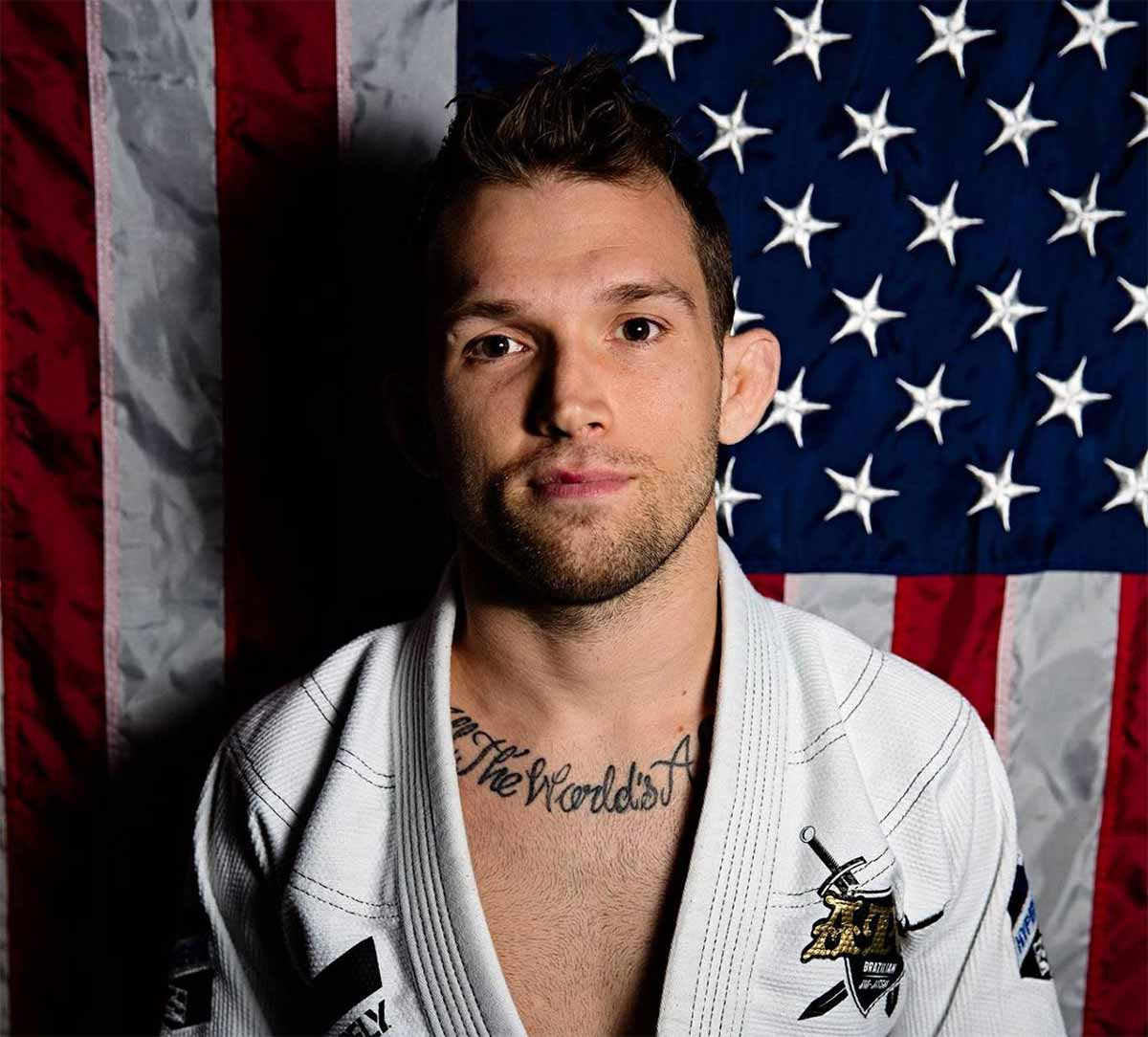 Photo: Atos Black Belt Kristian Woodmansee