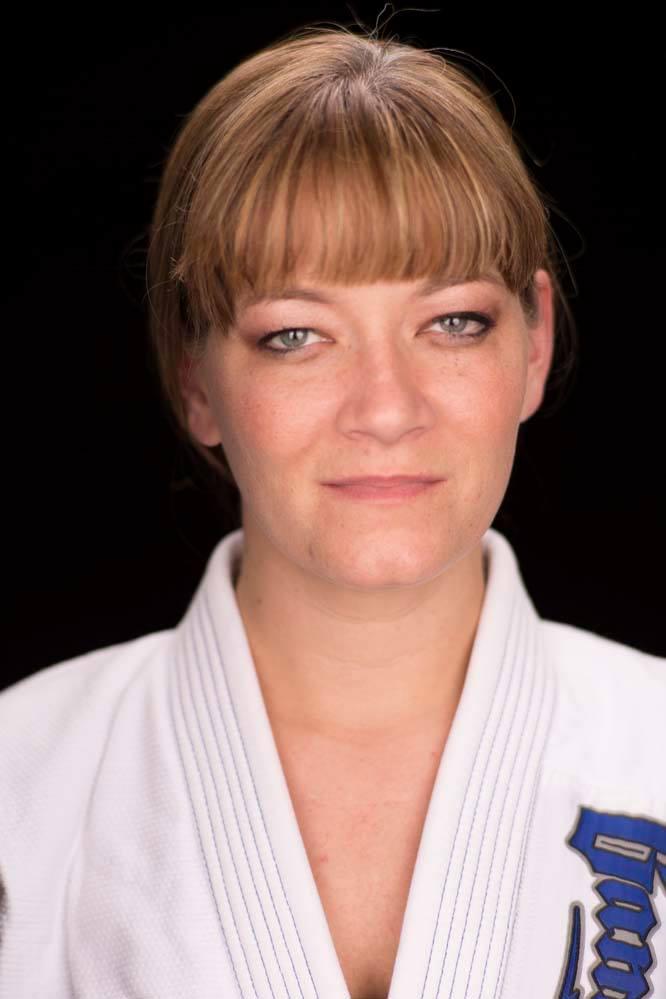 Portrait of AJ Clingerman, Brazilian Jiu-Jitsu Brown Belt
