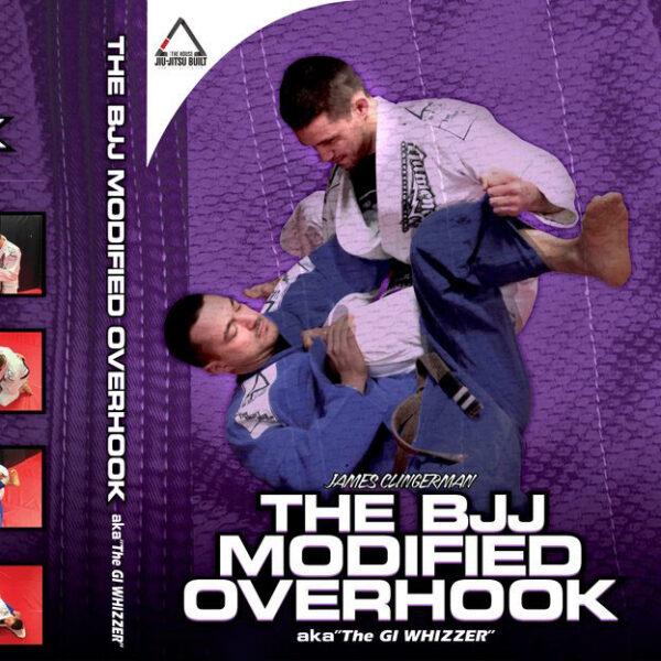BJJ Modified Overhook BJJ Instructional Cover