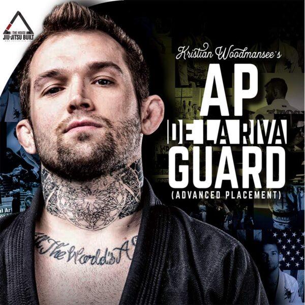 Image of Kristian Woodmansee AP De La Riva Guard cover