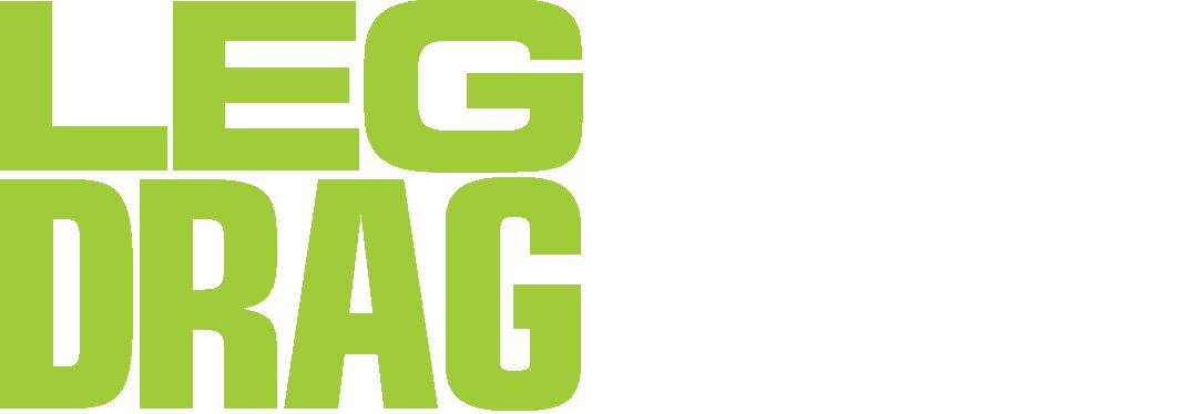 Text: Leg Drag Workshop