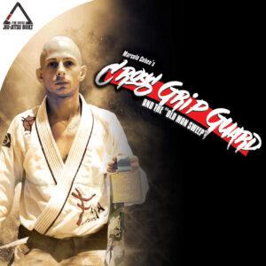 Image: BJJ Black Belt Marcelo Cohen Cross Grip Guard Instructional Seminar Cover