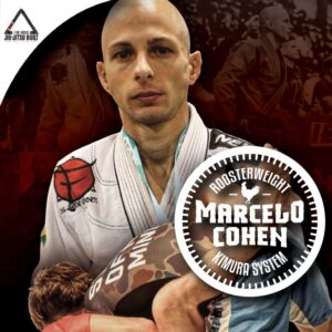 Image: Marcelo Cohen Roosterweight Kimura System BJJ Instructional Seminar Cover