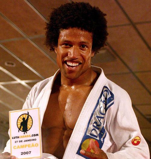 Photo of Tiago Alves BJJ Black Belt