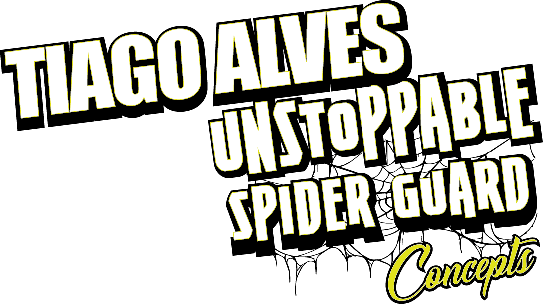 Unstoppable Spider Guard Logo