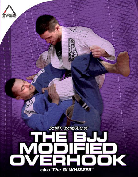 Cover: BJJ Modified Overhook BJJ Instructional