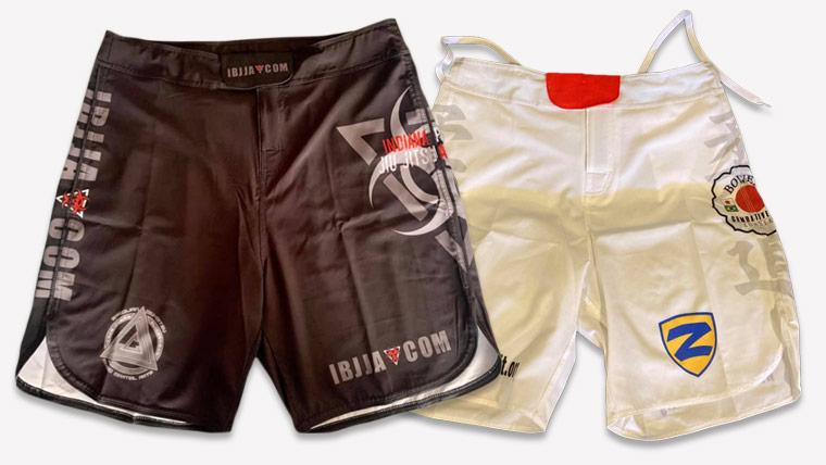 The Fight Hub Custom BJJ Board Shorts