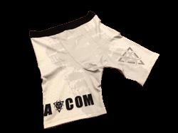 The Fight Hub Custom Compression Shorts